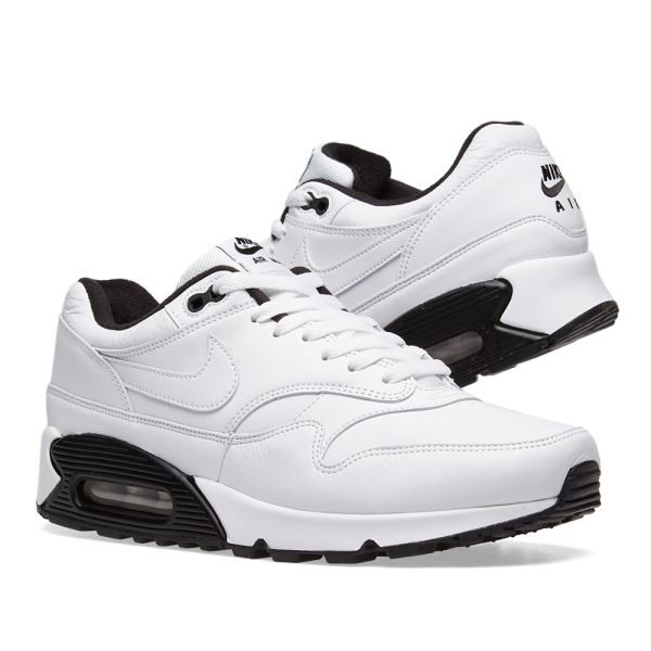 Details about Nike Air Max 901 New Men Lifestyle Shoes White Black 2018 Sneakers AJ7695 106