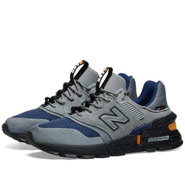 New Balance MS997SC Grey \u0026 Navy | END.