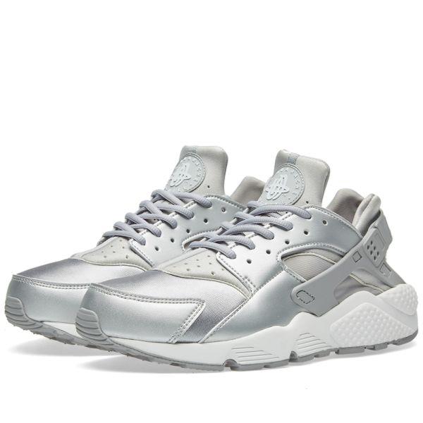 Nike W Air Huarache SE Silver \u0026 Pure