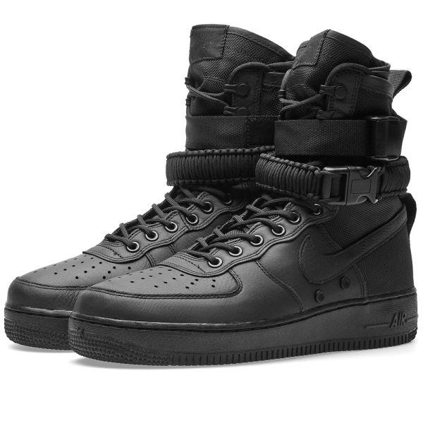 Nike Boots | Mens SF Air Force 1 MuslinUniversity RedLight ConcordMuslin