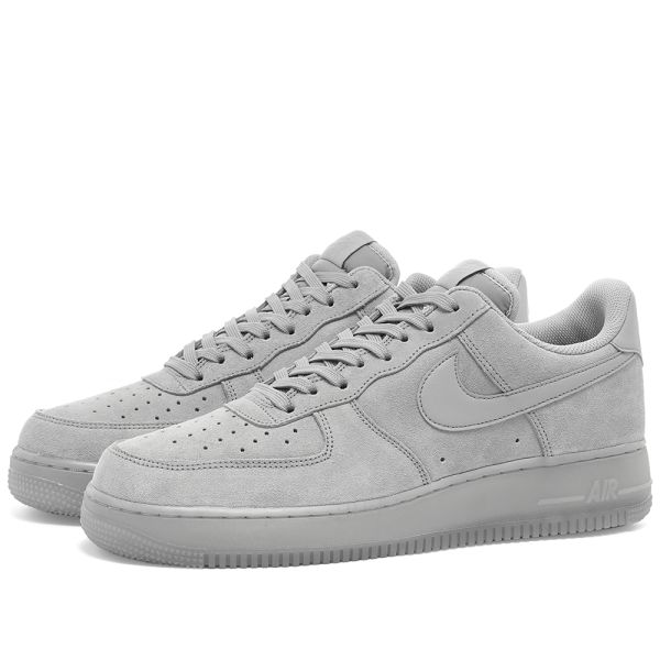 nike air force 1 wolf grey suede