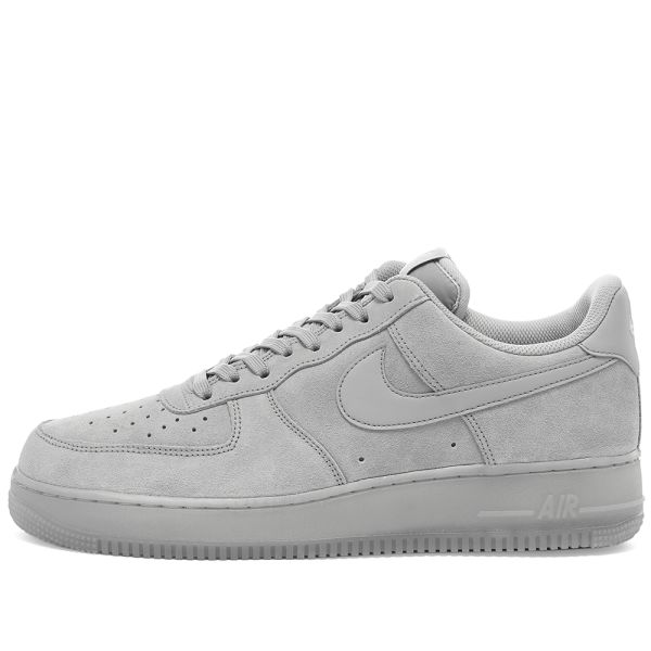 nike air force 1 suede grey mens