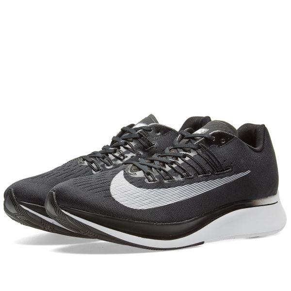 Nike Zoom Fly Black, White \u0026 Anthracite