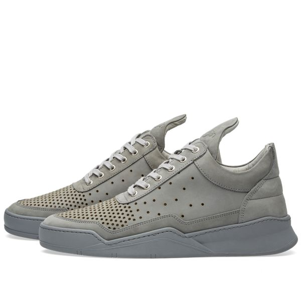 Filling Pieces Sneakers Off White Low Top Ghost Gradient