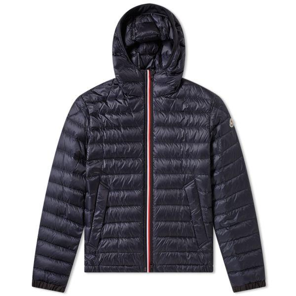 Moncler Morvan Hooded Down Jacket