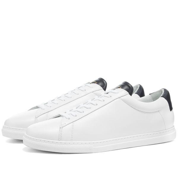 Zespa ZSP4 APLA Sneaker White \u0026 Navy   END.