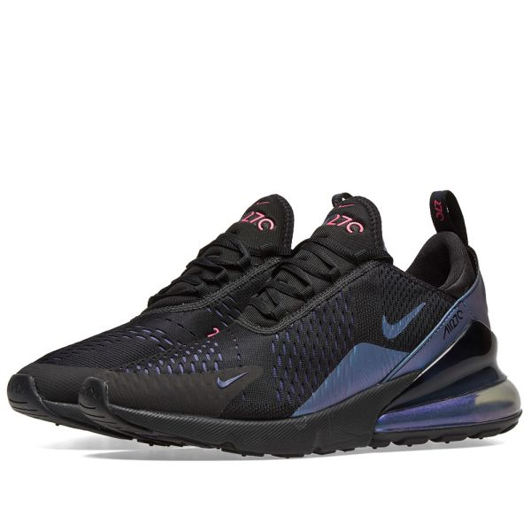 Nike Air Max 270 Northern Lights W Black Fuchsia Purple End