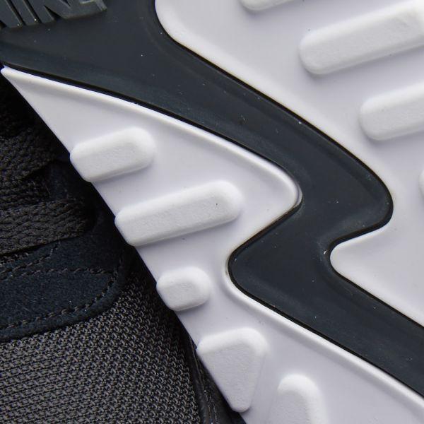 nike air max 90 premium black white anthracite
