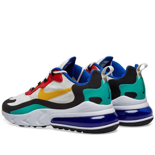 Nike Air Max 270 Shoes Royal Blue