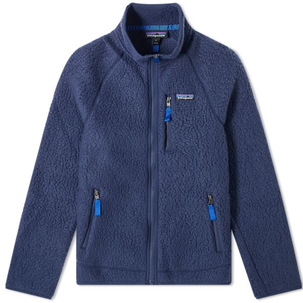 buy sale biggest discount new collection Patagonia Retro Pile Jacket Neo Navy | END.