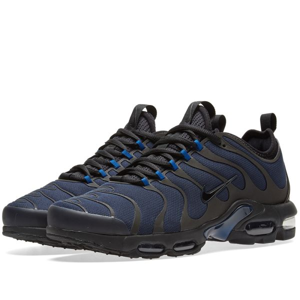 Nike Air Max Plus TN Ultra BlackAnthracite University Red | AR4234 002