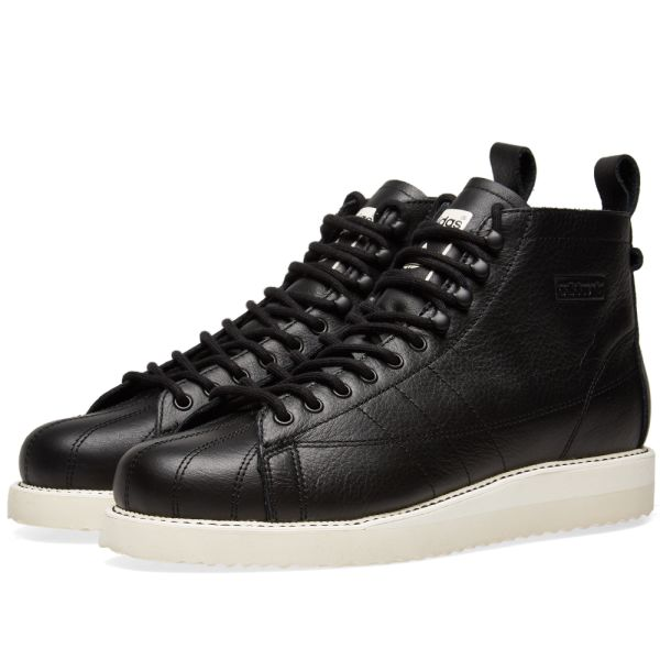 Adidas Superstar Boot W Core Black
