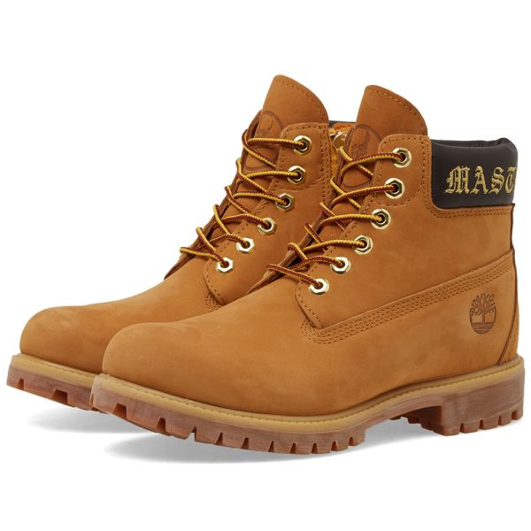 Timberland Boots Brown Timberlands boots, minor stains as