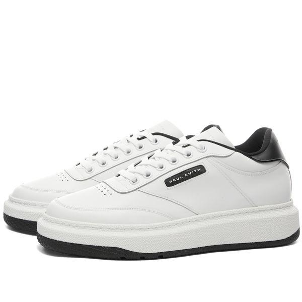Paul Smith Hackney Tennis Sneaker White