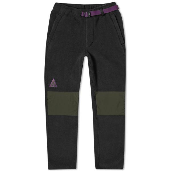 Nike ACG Sherpa Fleece Trousers Black