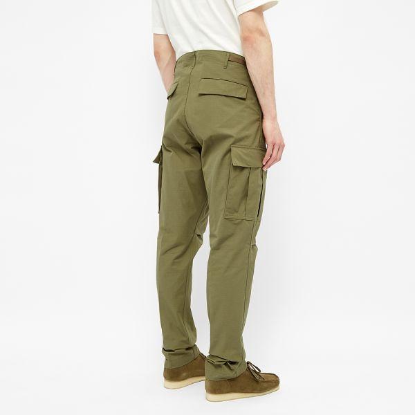 MAX STUDIO Womens Green Cargo Pants Size: 6
