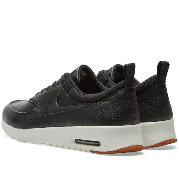 Popular Womens Nike Air Max Thea Casual Shoes Off WhiteGrey