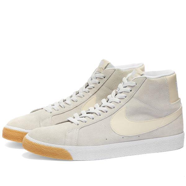 Nike SB Zoom Blazer Mid Photon Dust