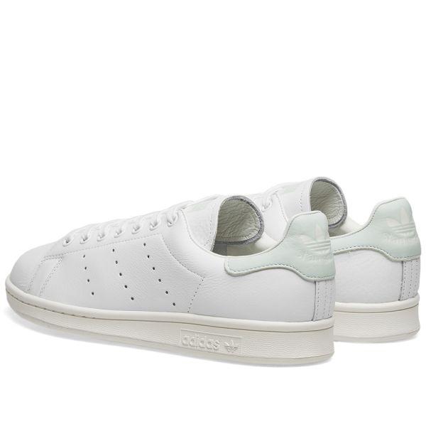 Adidas Stan Smith White, Green \u0026 Off