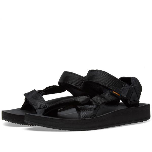 nMen/'s TEVA Original Universal Premier Sandal Dark Shadow 1015192