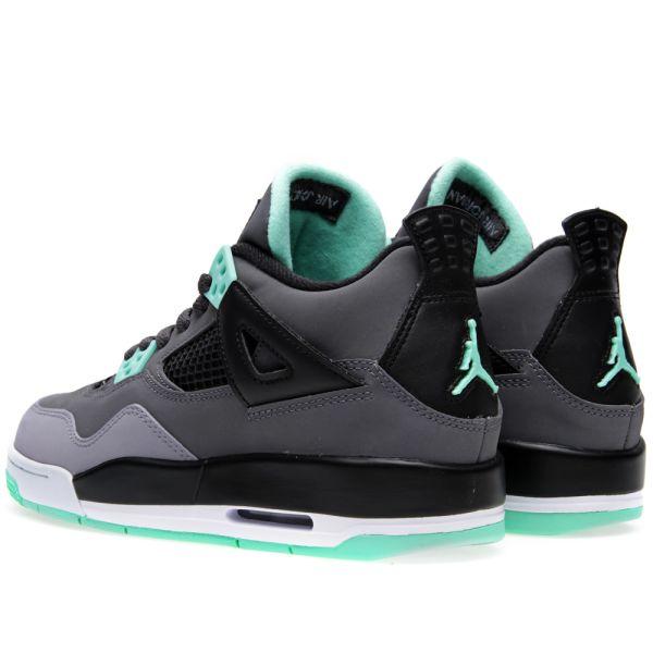 Nike Air Jordan IV Retro 'Green Glow