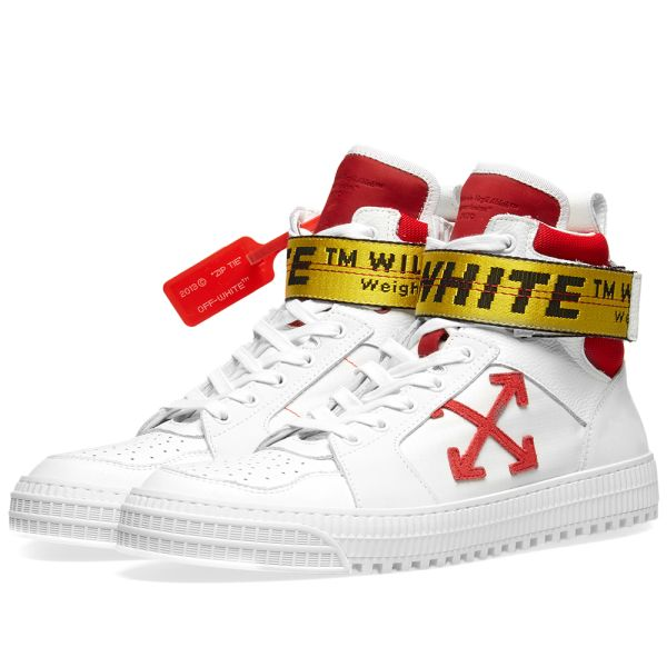 off white sneakers high top | Sale OFF-57%