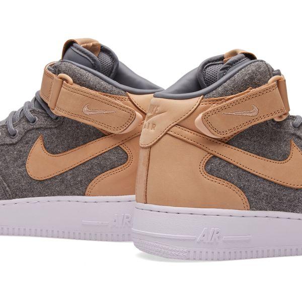 Nike W Air Force 1 '07 Mid Premium