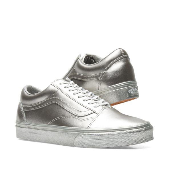 Vans Old Skool Silver | END.