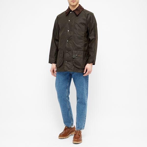 barbour beaufort jacket