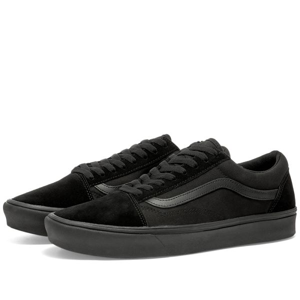 Vans UA ComfyCush Old Skool Black | END.