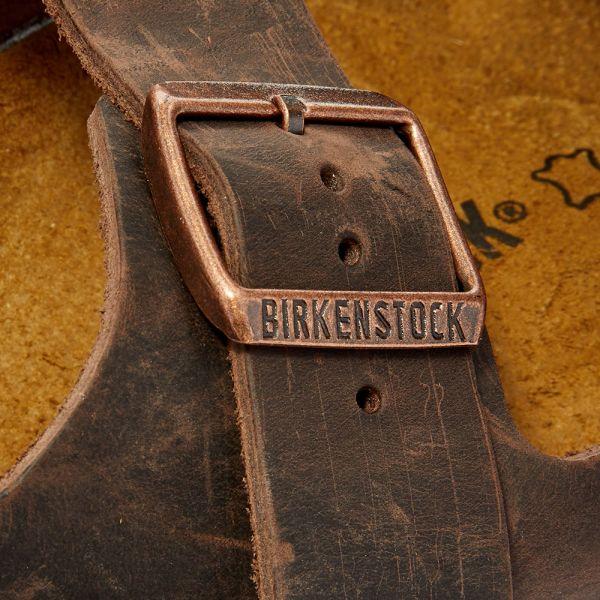 birkenstock milano habana oiled leather