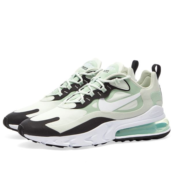 Nike Air Max 270 React 2 W Spruce White Black End