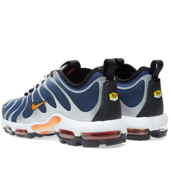 nike air max plus tn blue and orange