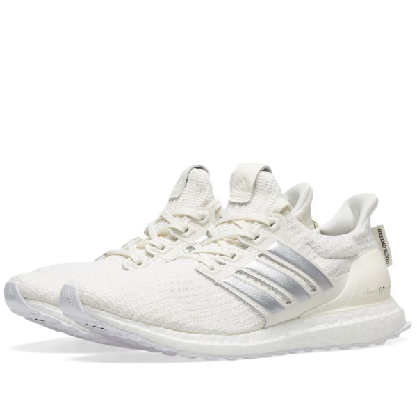 Mens Adidas Ultra Boost x Game Of Thrones Core Black
