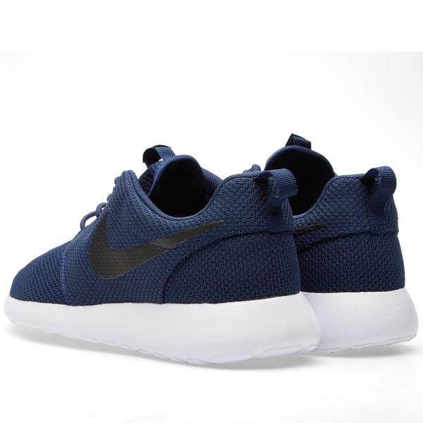 Nike Roshe One Midnight Navy, Black