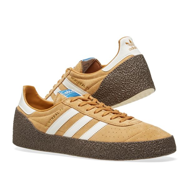 adidas Originals Montreal 76 Schuhe Mesaoff whitegum