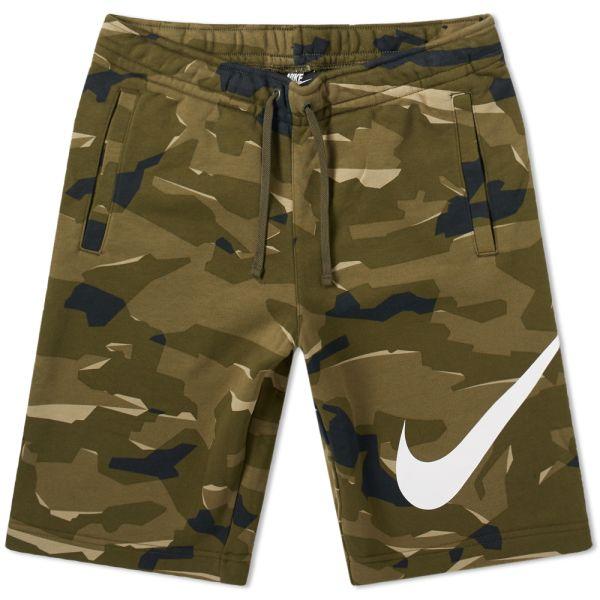 nike camouflage shorts
