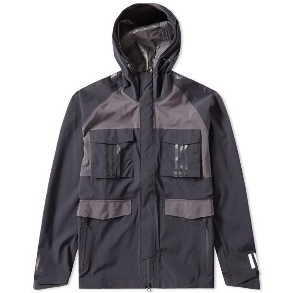 Adidas x White Mountaineering GoreTex Shell Jacket