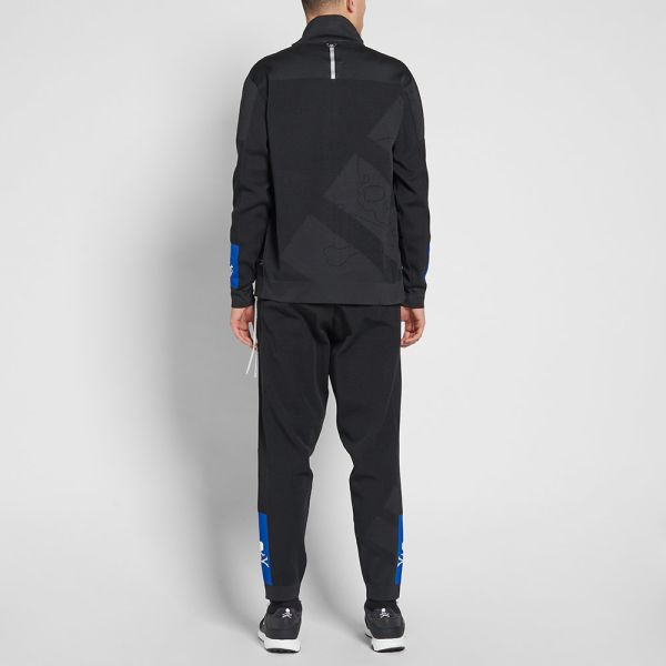 adidas x Mastermind World Track Top Black   Footshop