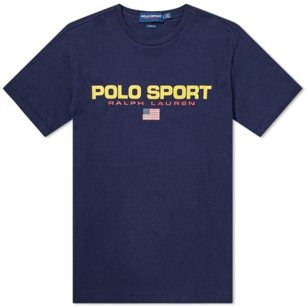 Polo Ralph Lauren Polo Sport Tee Cruise Navy