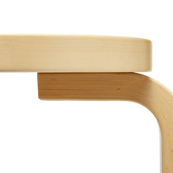 Wondrous Artek Alvar Aalto 1933 Stool 60 Creativecarmelina Interior Chair Design Creativecarmelinacom