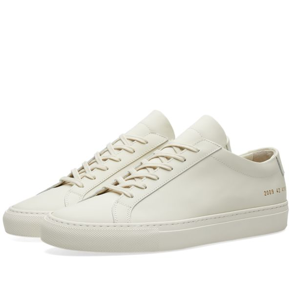 Common Projects Achilles Low Gummy Off