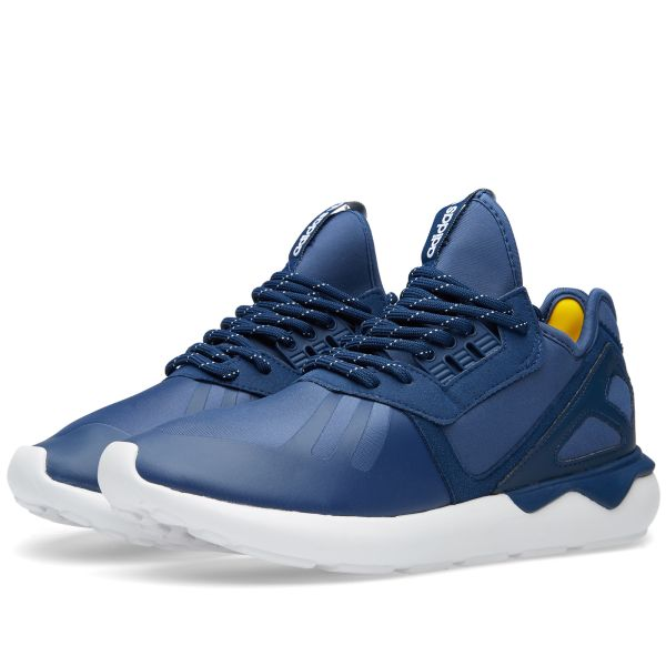 cálmese Sofocante Estación de ferrocarril  Adidas Tubular Runner Oxford Blue & Super Yellow | END.