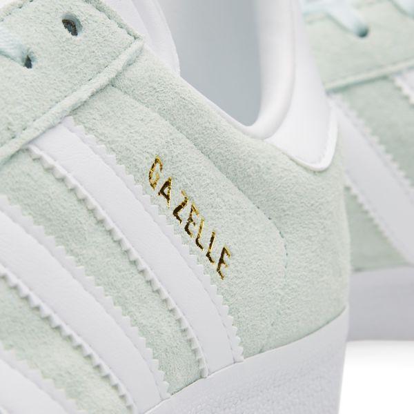 adidas gazelle mint