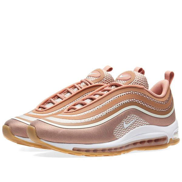 Nike Air Max 97 Ultra 17 Rose Gold 917704 600 Air Max Nike