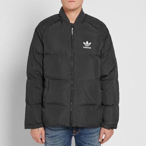 Adidas Superstar Down Jacket Black | END.