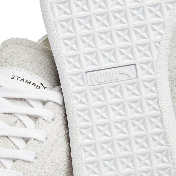 Puma States x Stampd Star White