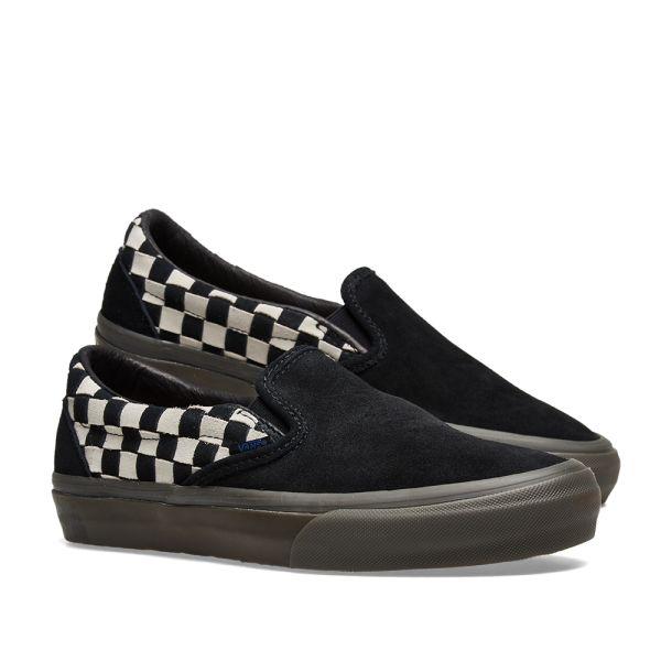Vans x Taka Hayashi Slip On LX (Checkerboard)