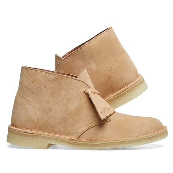 light tan suede boots
