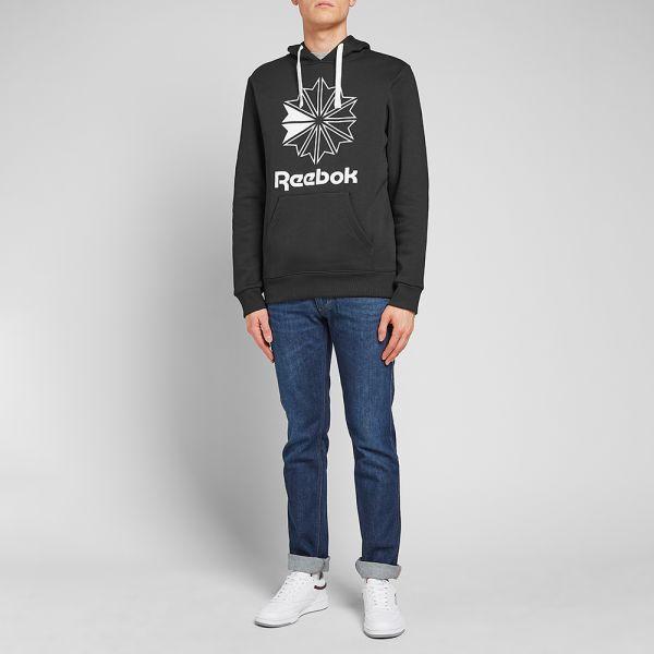 reebok starcrest hoodie